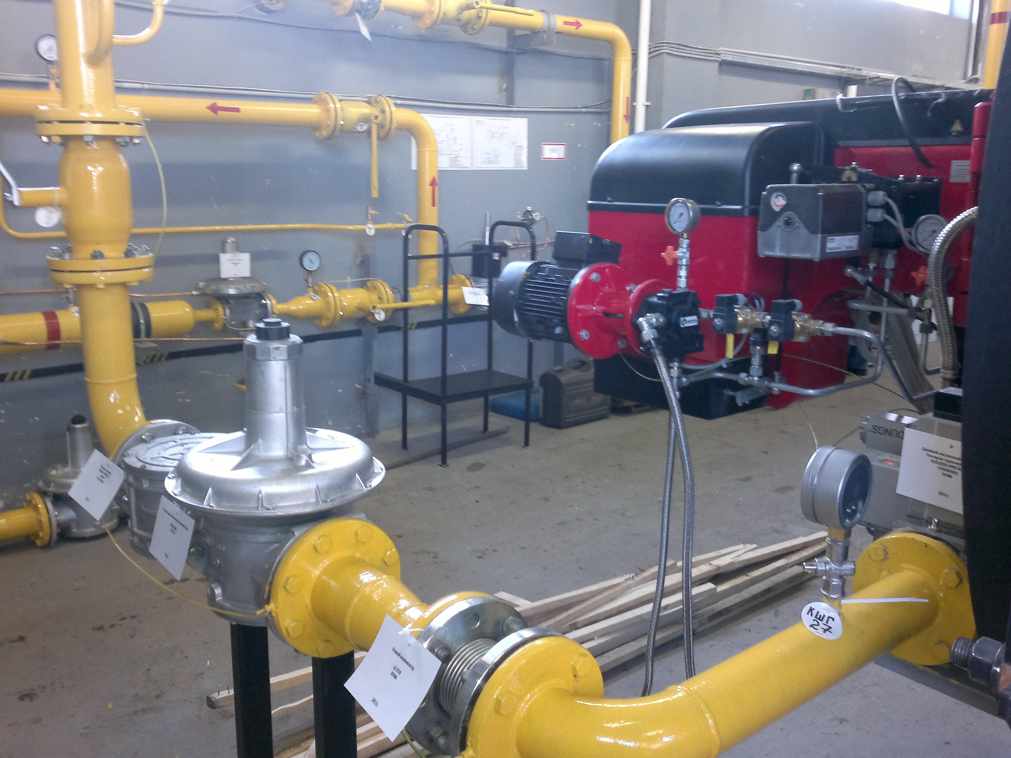 газовое и котельное оборудование, задвижки продажа краснодар